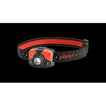 Coast FL75 Dual Color Focusing LED Headlamp