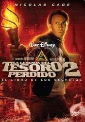 La Leyenda Del Tesoro Perdido 2 Movies Tv