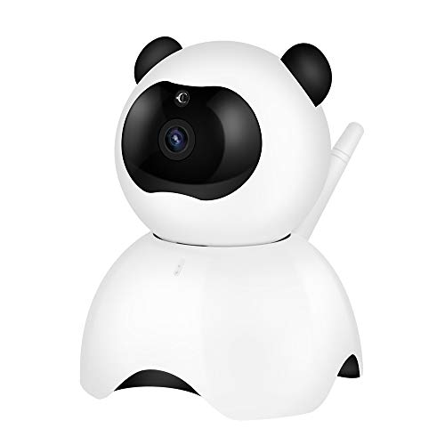 NewPal Smart Camera Baby Monitor WiFi IP Surveillance Camera 1080P Nanny Camera with PTZ Remote Motion Detection Two Way Audio and Night Vision