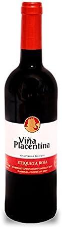 Etiqueta Roja - Vino Tinto Ecológico