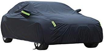 Color : Black, Size : Coupe Compatible with Maserati Spyder Levante Ghibli GranCabrio GranTurismo Coupe Quattroporte Sun Protection Rainproof Thicken Insulation Car Cover