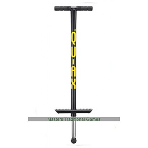 V200 Qu-Ax Adult Pogo Stick (Black) by Qu-Ax by QU-AX