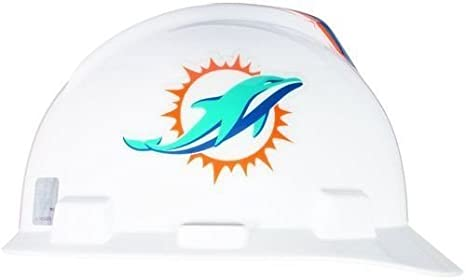 Image Unavailable. Image not available for. Color  Safety Works NFL Hard Hat 4aa3f57b1