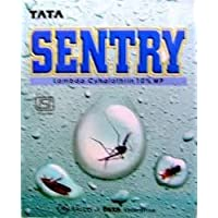 sentry tata Lambda Cyhalothrin WP Pest Control for Eradication of Mosquitoes and Crawling Insects