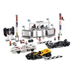 Grand Prix Set - LEGO Racers: Grand Prix (8161)