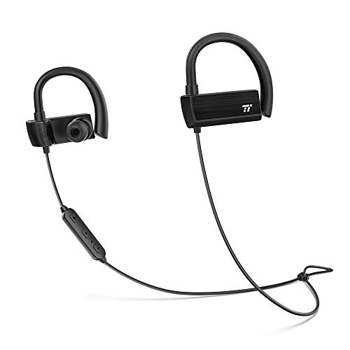 Bluetooth Headphones TaoTronics Wireless Waterproof
