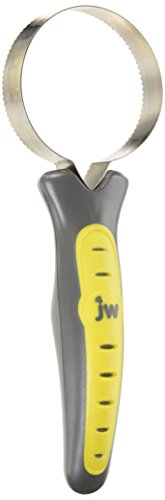 JW Pet Company GripSoft Cat Shedding Blade ()