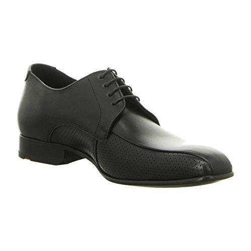 LLOYD 1718410 - Zapatos de cordones de Piel Lisa para hombre negro negro 41 EU