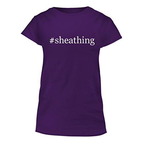 sheathing-junior-cut-hashtag-womens-t-shirt-purple-xxx-large