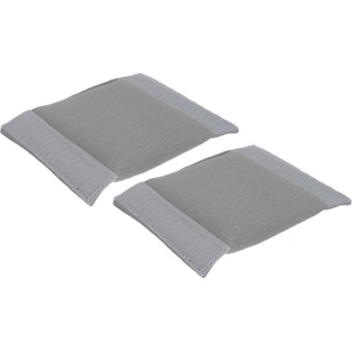 Padded Velcro Dividers - ONA Protective Divider for Camera Bag, Small (Set of 2)