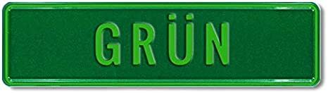 Bobby Car Kettcar Tretauto Namensschild Junior Kennzeichen Kidsplate BobbyCar nach ihrem Wunsch gepr/ägt Gr/ö/ße 340mm x 90mm SCHWARZ