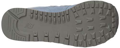 Balance Air Nbwl574mon Sneaker Nubuck Donna white New BxdU0d