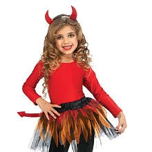 Devil Girl Costume - Toddler -