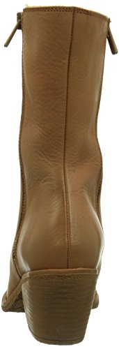 short Women's Brown length on boots slip 010 Warm dkode Wl Braun Lee lined Tan AzvWB8R