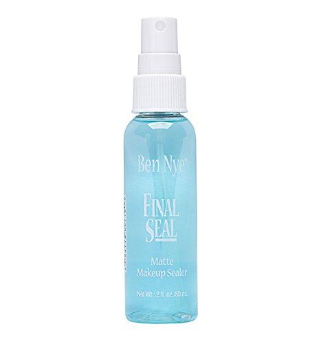 Final Seal- Matte Makeup Sealer, 2 oz