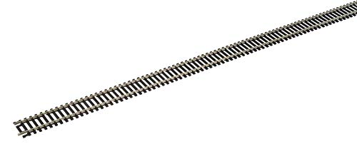 Life Like Code 100 Nickel Flex Track (5 Pack), Silver
