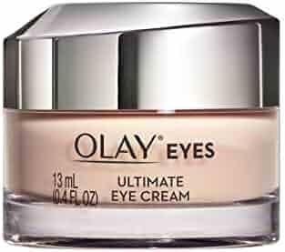 Olay Ultimate Eye Cream for Wrinkles, Puffy Eyes + Dark Circles, 0.4 fl oz