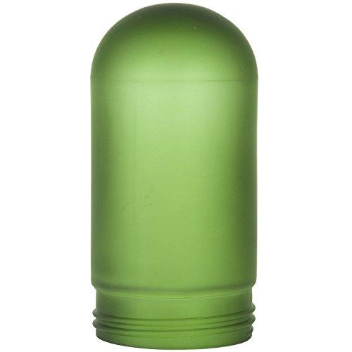 Sunlite RPG/LFX/VT/100/G Green Frosted VT100\VTA100 Replacement Weather Tight Fixture Glass Globe (Center Glass Globe)