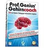 Prof. Genius' Gehirncoach