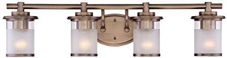 Designers Fountain 6694-OSB Essence 4 Light Vanity