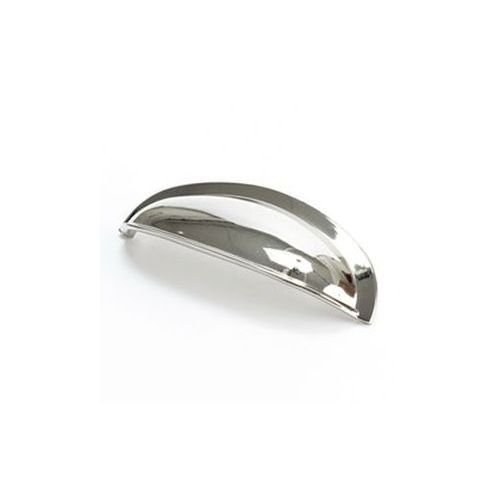 Polished Nickel Cup Pull - Berenson Designers Group 10 3