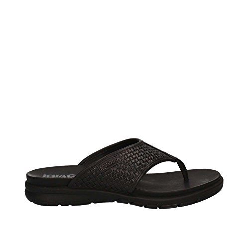 IGI Co 7728 Flip Flops Man Black XrS44bmDB