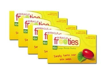 miracle fruit berry tablets - 5