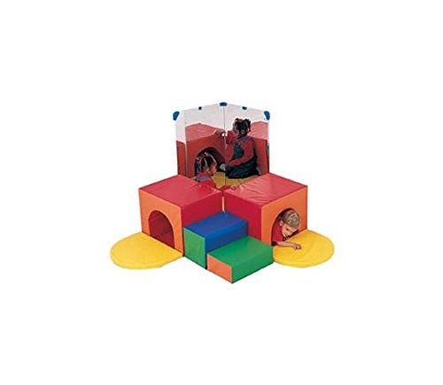 Corner Tunnel Climber by Children's Factory