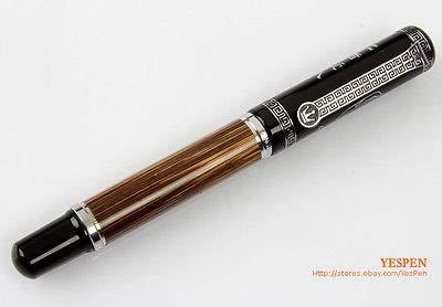 FidgetKute Duke Calligraphy Pen King Crown Confucius Commemorative Pens Bamboo Engraved NWT by FidgetKute (Image #4)