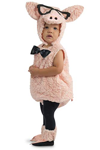 Princess Paradise Baby Toddler Costume, Pink, 12 to 18 Months -