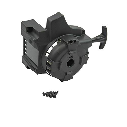 Starter Housing - Lawnmowers Parts New Genuine OEM Starter Housing Assembly MTD Troy Bilt TB685EC 753-08321 + (Free E-Book) A Complete Guidance to Take Care of Your Lawn