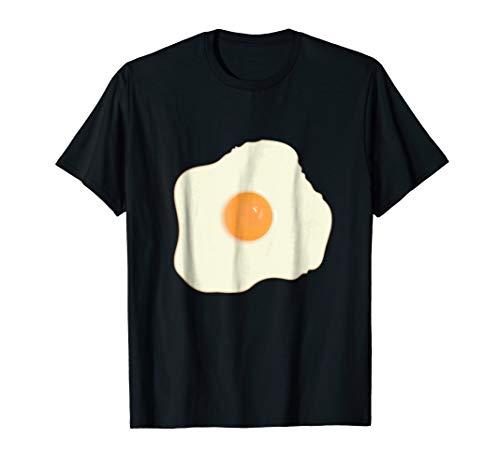 Deviled Egg Fried Egg Couples Halloween Costume T-shirt ()