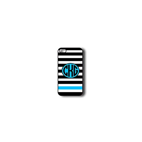Krezy Case Monogram iPhone 5c Case, Colorful stripes Pattern Monogram iPhone 5c Case, Monogram iPhone 5c Case,...