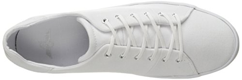 Loisirs Créatifs Mens Baskets Mode Carda Blanc