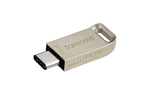 Transcend 16GB Jet Flash 850 USB 3.0 Flash Drive, OTG (TS16GJF850S)