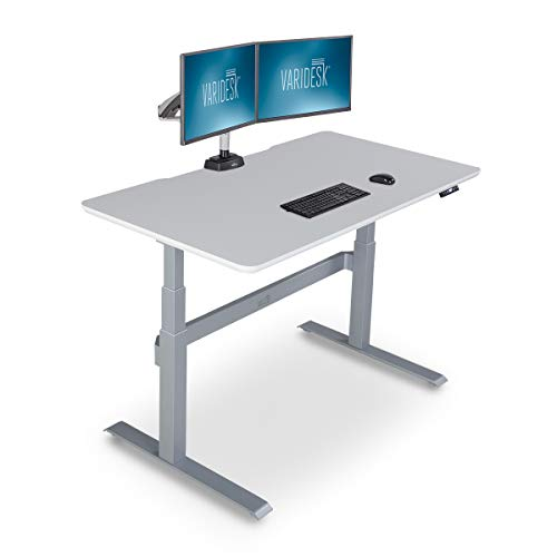 VARIDESK – Full Electric Desk – PRODESK 60 Electric White -...