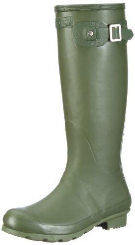 Nora Women's Emma Wellingtons Boots Olive g4w296Vae2