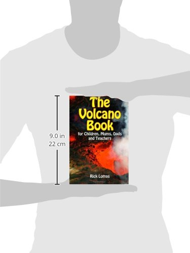 the volcano book for children mums dads and teachers uk and europe edition