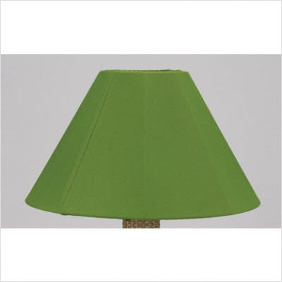 Catalina Umbrella Table Outdoor Lamp with Sunbrella Shade Lamp Finish: Bronze, Lamp Shade: Palm