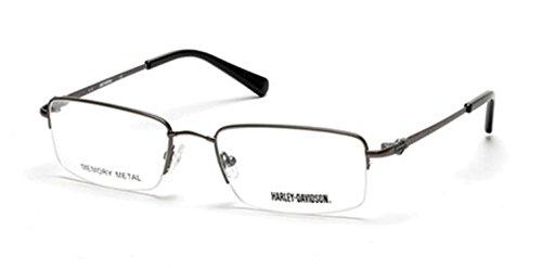 Eyeglasses Harley Davidson HD 761 HD 0761 009 matte gunmetal