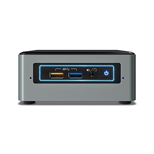 Intel Nuc 6 Essential Kit (Nuc6cayh) - Celeron, Tall, Add't Components Needed
