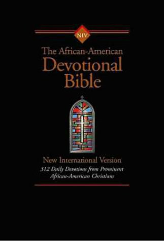 Search : NIV African-American Devotional Bible Softcover