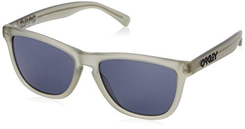 Oakley Men's Frogskins LX Round Eyeglasses,Satin Olive,56 mm ()