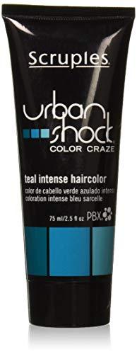 Scruples Urban Shock Color Craze, Teal, 2.5 Ounce