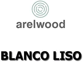 arelwood Cajonera para Armario Frente Postformado Blanca Montada 60X40-2 Cajones. Alto 40,8 cm.