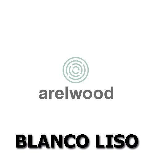 arelwood Cajonera Frente Medía Luna Blanca Montada 95x50-2 ...