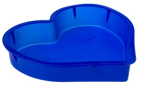 UPC 821739192725, Lekue Silicone 9-Inch Heart Shaped Cake Pan