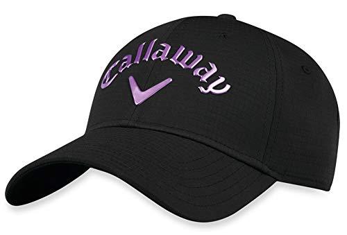 Callaway Golf 2018 Women's Liquid Metal Adjustable Hat, Black/ - Golf For Hats Callaway Women