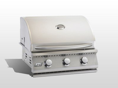 """Junior Series 26"""" All Stainless Gas BBQ Grill by RCS - Propa"""