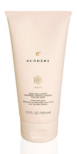 Sundari Neem and Copper Repairing Cream Cleanser for Dry ...